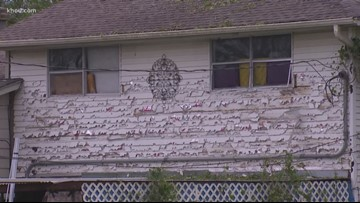 Storms, hail leave homes severely damaged in northeast Houston