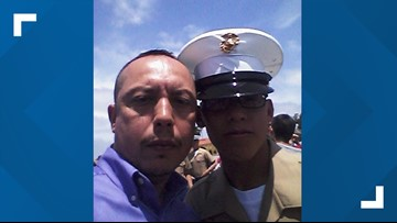 Marine cleared to come home after father dies in massive explosion, family says