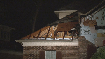 MISSOURI CITY: More than 50 homes damaged in Sienna Plantation