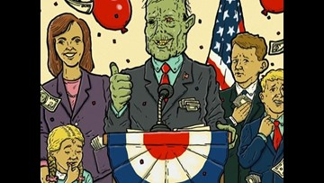 'Zombie' campaigns keep the cash flowing long after Congress members left office