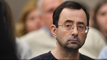 What happens next after Larry Nassar, former trainer charges in Karolyi Ranch investigation