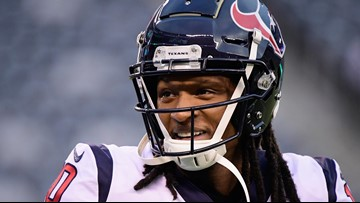 Texans' DeAndre Hopkins pledges playoff check to family of girl killed in drive-by shooting