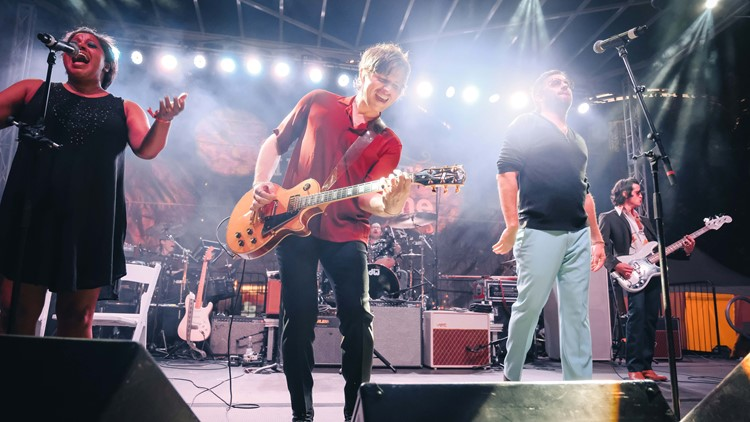 Kings of Leon to perform at first night of 2021 NFL Draft; Ann Wilson to sing National Anthem