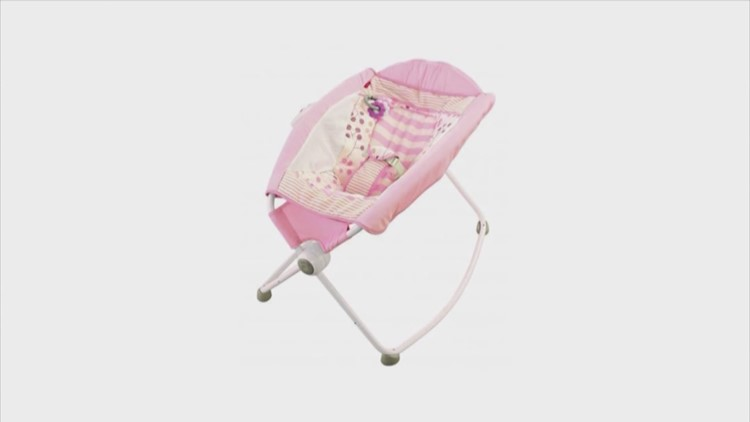 Fisher-Price recalls all models of infant sleeper
