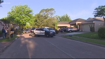 Son shoots home invasion suspect in the head while sisters hide in closet