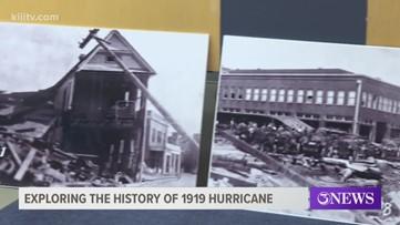 Exploring the history of 1919 Hurricane