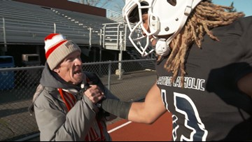 Ohio State football commit forms special friendship with his biggest fan