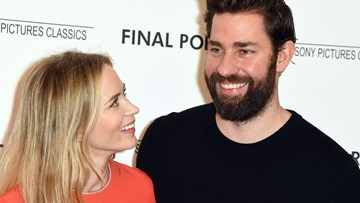 """John Krasinski and Emily Blunt's """"A Quiet Place"""" turns parenting fears into a horror film"""