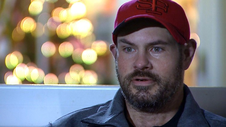 Homeless man returns $17K to food bank because it was the 'right thing to do'