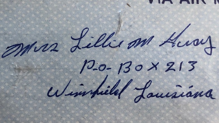 Mystery love letters found in vintage Army trunk in Seattle home