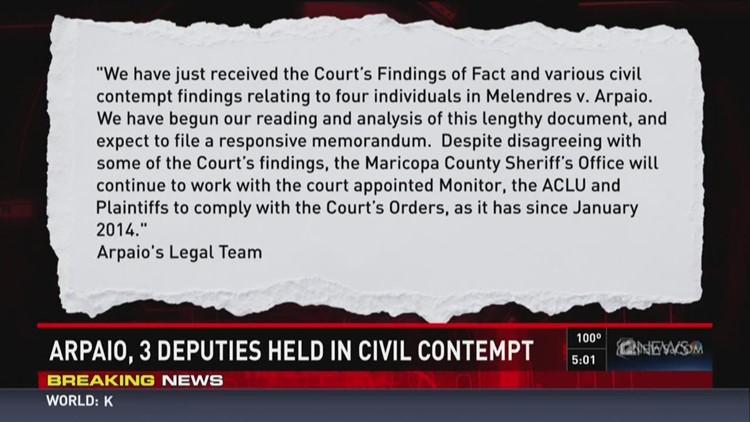 civil and criminal contempt