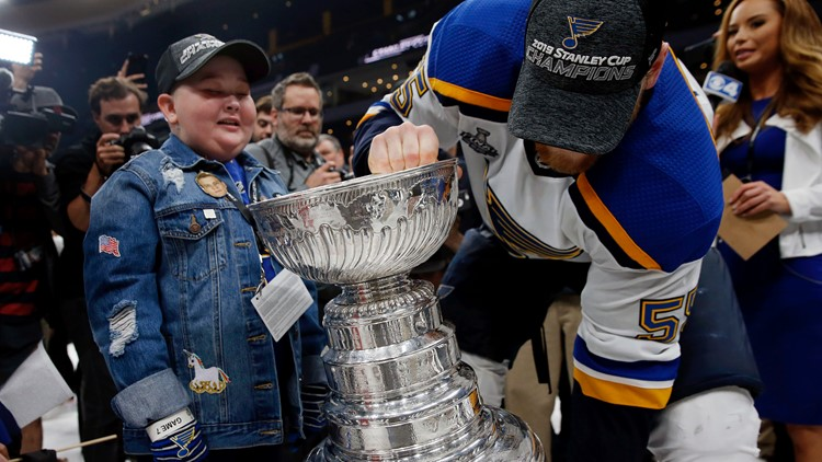 Petition calls for adding Laila Anderson's name to the Stanley Cup