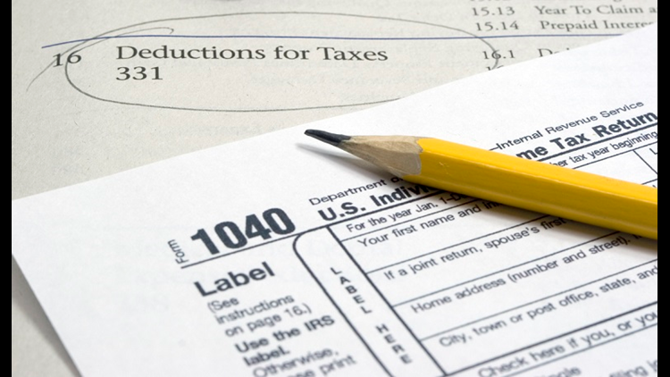 8 Most Overlooked Tax Deductions Wkyc