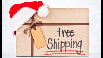 How to get free shipping on your holiday shopping