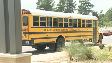 Arkansas school district brings Wi-Fi to school buses, making them fit for homework