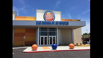 New Dave and Buster's location in Canton to hire more than 200 people