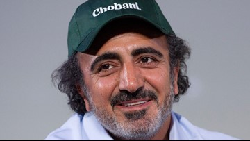 Chobani comes to aid of students offered jelly sandwiches