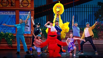 'Sesame Street Live!' tour coming to Cleveland in April 2020