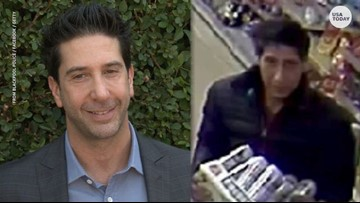 Police hunt for man who looks just like Ross from 'Friends'
