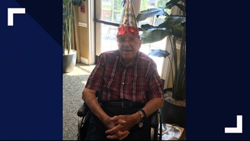 Help this veteran & Ohio native get 100 cards for his 100th birthday