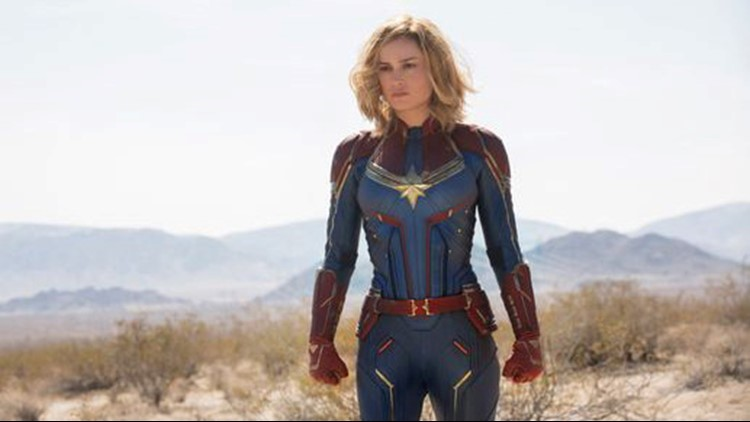 New 'Avengers: Endgame' clip shows us where Captain Marvel has been
