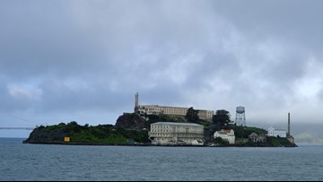 Archeologists discover hidden tunnels below Alcatraz prison, find buried structures and ammunition magazines