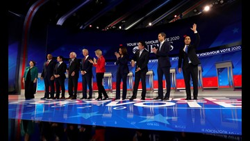 Fourth Democratic presidential debate to be held at Otterbein University in Westerville, Ohio