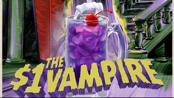 Applebee's unleashes Halloween-themed alcoholic vampire drink for $1 this month