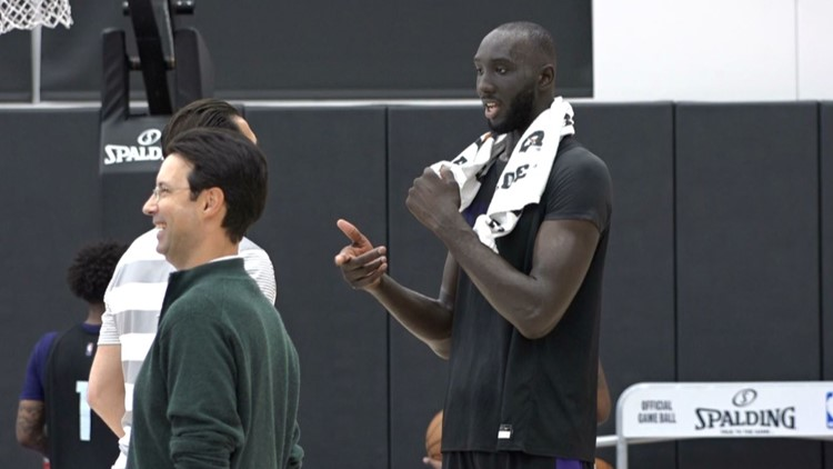Reports: Cleveland Cavs sign Tacko Fall to 1-year, non-guaranteed deal