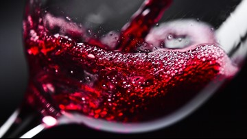 Nearly 100K gallons of red wine spills into Northern California from vineyard