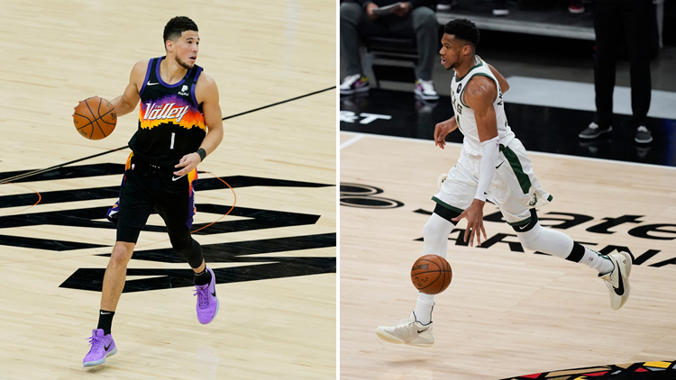 Suns vs. Bucks NBA Finals preview and today's sports stories you need to know
