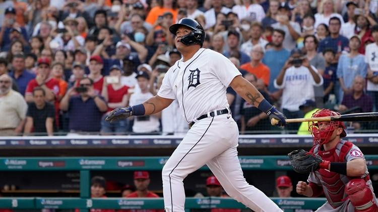 Detroit Tigers' Miguel Cabrera joins elite MLB 500 homer club