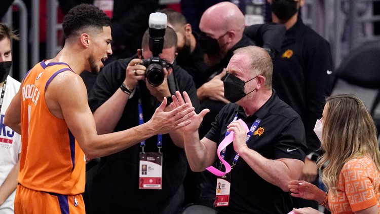 Phoenix Suns preparing to counter against forthcoming ESPN report with accusations against owner