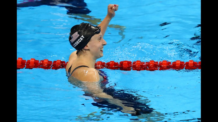 <p>For the first time in modern Olympic history, both male and female swimmers will swim the same exact distance events.</p>