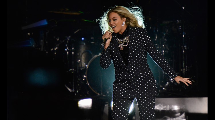 Beyonce is donating the proceeds from the song to hurricane relief in Puerto Rico, Mexico and other affected Caribbean islands.