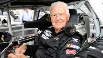 Iconic NASCAR driver, team owner James Hylton dies in highway crash