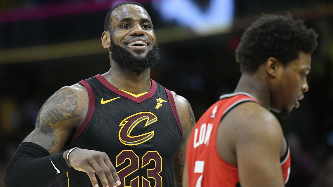 811105a57bc LeBron James will wear No. 23 with Lakers - but fans can t get his jersey  yet