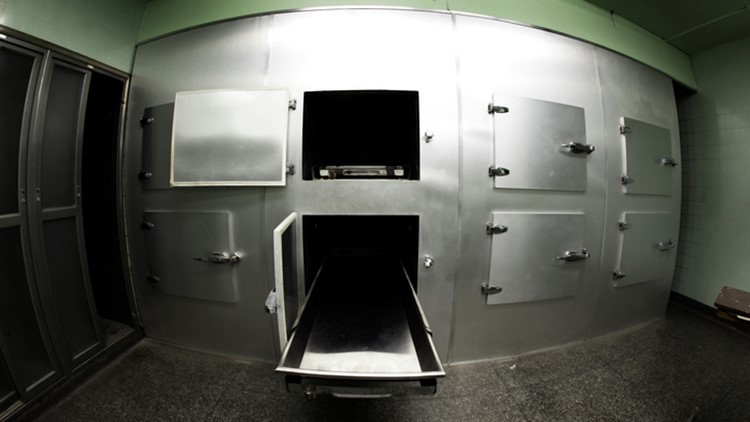 Woman, declared dead, found alive in morgue freezer | wkyc.com