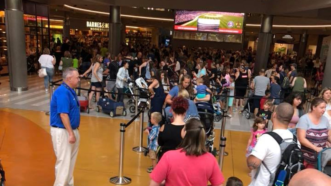 9ed908f007b Build-A-Bear experienced overwhelming turnout at its stores nationwide on  July 12
