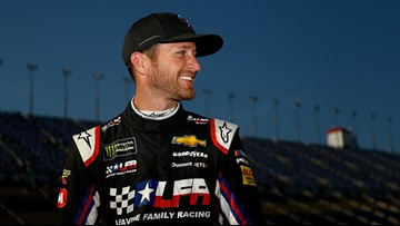 NASCAR driver Kasey Kahne retiring after 15 Cup seasons
