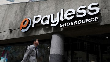 Failing Payless to honor gift cards, store credit into March