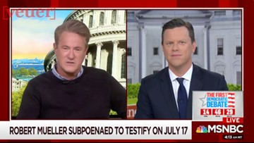 Joe Scarborough: Trump 'Fears' Mueller's Testimony
