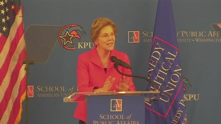 Report: Elizabeth Warren May Be Gearing Up for a Presidential Run