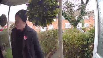 As UK Elections Heat Up Canvasser is Caught Stealing Campaign Pamphlets From Mailbox