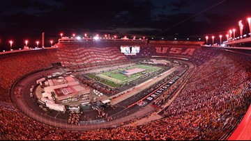 Report: Texas Motor Speedway wants to host a college football game