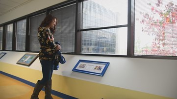 Former Children's Hospital patient becomes nurse on her old floor