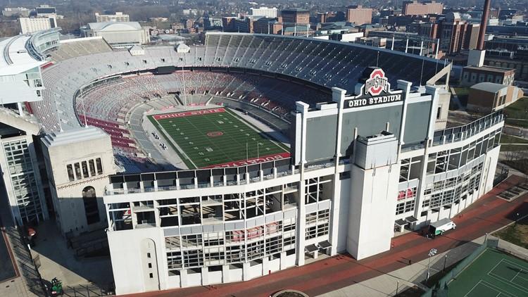 Ohio State asking fans to submit design ideas for Ohio Stadium's new turf