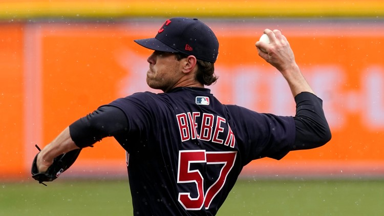 Back to back? Indians' Shane Bieber already looks like the Cy Young frontrunner