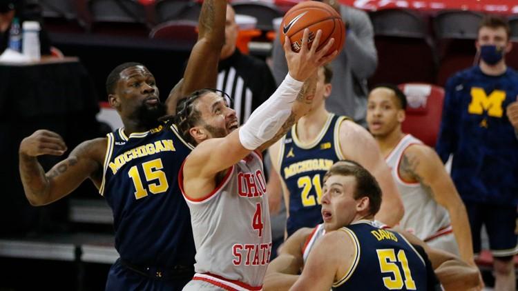 No. 4 Ohio State falls to No. 3 Michigan 92-87