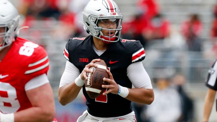 C.J. Stroud named starting quarterback for Ohio State's season opener